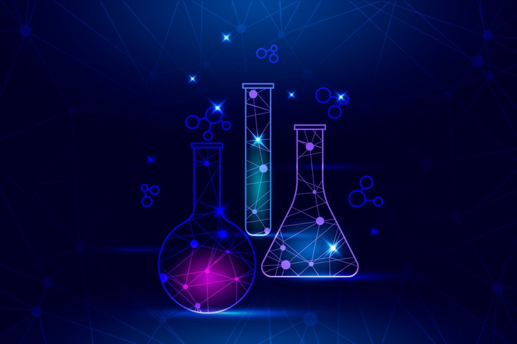 What is the general chemical equation for an endothermic reaction